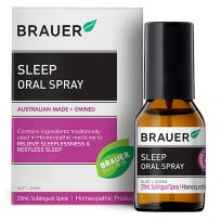 Brauer Sleep Oral Spray 20ml
