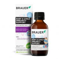 Brauer Baby & Child Immunity Oral Liquid 100ml