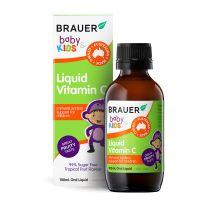 Brauer Baby & Kids Liquid Vitamin C 100ml