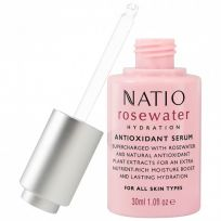Natio Rosewater Hydration Antioxidant Serum 30ml