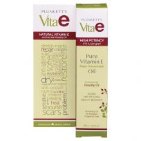 Plunkett's Pure Vitamin E Oil Concentrated 25ml