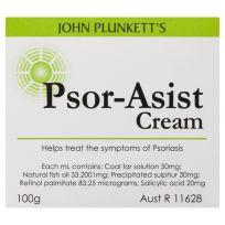 John Plunkett's Psor-Asist Cream 100g