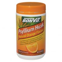 Bonvit Psyllium Husk Oral Powder Orange 500g