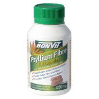 Bonvit Psyllium Fibre 550mg 110 Capsules
