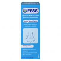 Fess Saline Nasal Spray 75ml