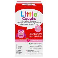 Little Coughs Raspberry Oral Liquid 200ml