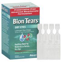 Bion Tears Lubricant Eye Drops 0.4ml X 28 Pack