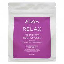 Epzen Magnesium Bath Crystals Relax 900G