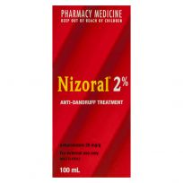 Nizoral Anti-Dandruff Treatment Shampoo 2% 100ml