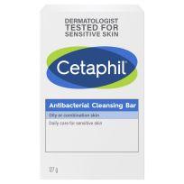 Cetaphil Antibacterial Bar Gentle Cleansing 127g