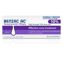 Benzac AC Gel 10% 60g