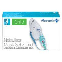 Allersearch Nebuliser Mask Set Child