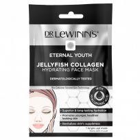 Dr Lewinn's Eternal Youth Charcoal & Black Pearl Face Mask 1 Pack