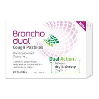 Bronchodual Cough Pastilles 20 Pack