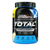 Vital Strength Hi Protein Plus Vanilla 600g