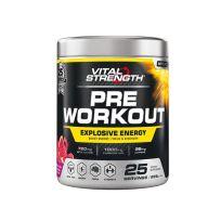 Vital Strength Pre Workout Watermelon 225g