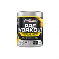 Vital Strength Pre Workout Pineapple 225g