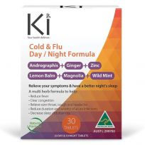Ki Cold & Flu Day / Night Formula 30 Tablets