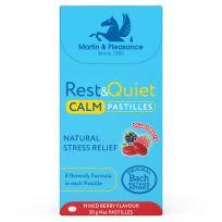 RestQ Calm Pastilles Mixed Berry 50g