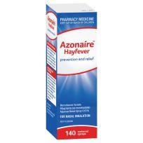 Azonaire Hayfever Relief 50mcg Nasal Spray 140 Metered Sprays