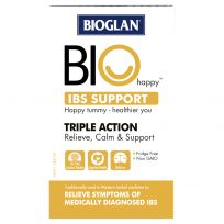Bioglan Happy IBS Support 50 Tablets