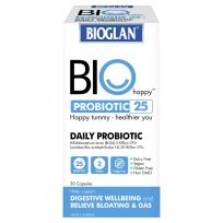 Bioglan Bio Happy Probiotics 25 Billion 30 Capsules