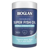 Bioglan Super Fish Oil Odourless 2000mg 200 Tablets