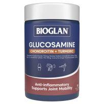 Bioglan Glucosamine Chondroitin + Turmeric 120 Tablets