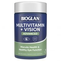 Bioglan Multi + Vision Advanced 50 Tablets