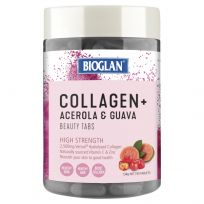 Bioglan Collagen + Acerola and Guava 90 Tablets