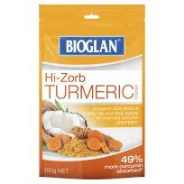 Bioglan Hi-Zorb Turmeric Powder 100g