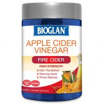 Bioglan Apple Cider Vinegar Fire Cider 90 Capsules