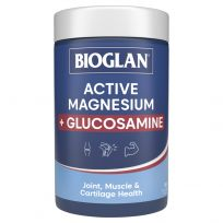 Bioglan Magnesium + Glucosamine 180 Tablets
