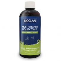 Bioglan Multivitamin Liquid Tonic 250ml