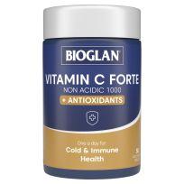 Bioglan Vitamin C Forte 1000mg 50 Tablets
