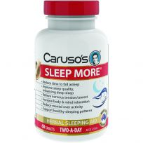 Caruso's Sleep More 60 Tablets