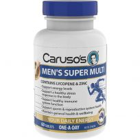 Caruso's Men's Super Multi 60 Tablets