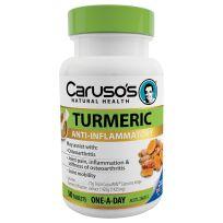 Caruso's Turmeric 50 Tablets