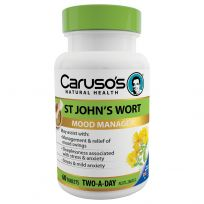 Caruso's St John's Wort 60 Tablets