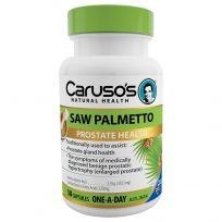 Caruso's Saw Palmetto 50 Capsules
