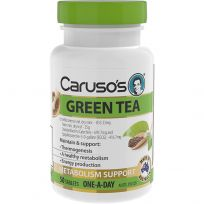 Caruso's Green Tea 50 Tablets