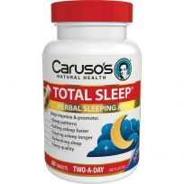 Caruso's Total Sleep 60 Tablets