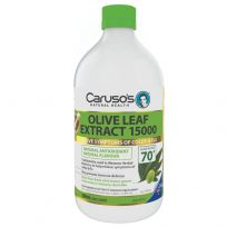 Caruso's Olive Leaf Extract 15000 500mL