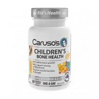 Caruso's Children's Bone Health 60 Tablets