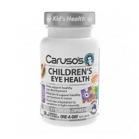 Caruso's Children's Eye Health 50 Capsules