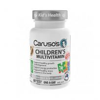 Caruso's Children's Multivitamin 60 Tablets