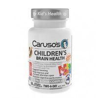 Caruso's Children's Brain Health 50  50 Capsules