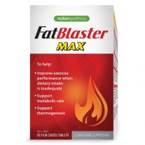 Naturopathica FatBlaster Max 60 Tablets