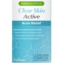 Naturopathica Clear Skin Active 30 Capsules