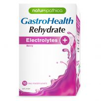 Naturopathica Gastro Health Rehydrate+ Berry 10 Pack